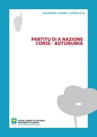 Partitu di a Nazione Corse